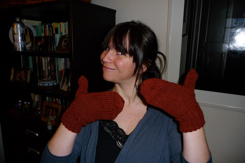 These mittens rock!